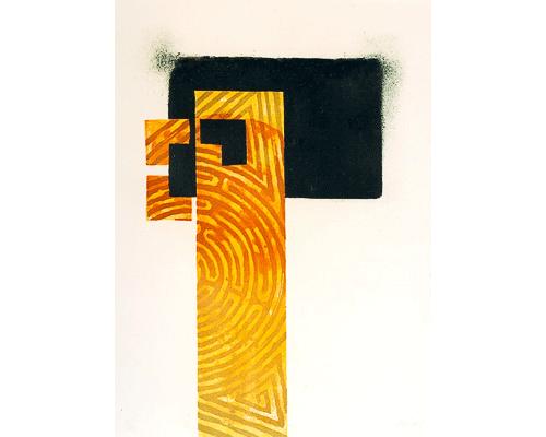 pintura y obra grafica 7.la poetica del espacio.Laberinto hermetico