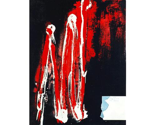 pintura y obra grafica 7.la poetica del espacio.Mil besos