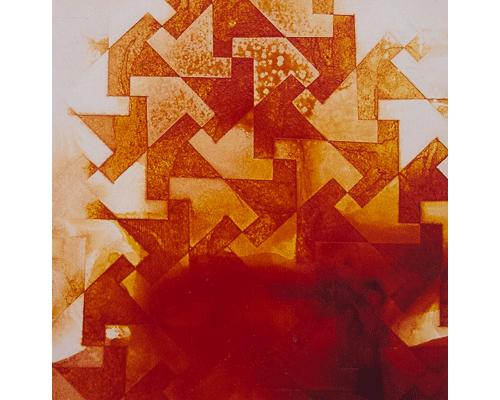 pintura y obra grafica 8.sebka .Serie Sebka 2