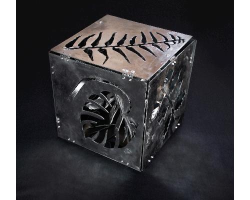 solidos platonicos 3. Hexahedro detalle