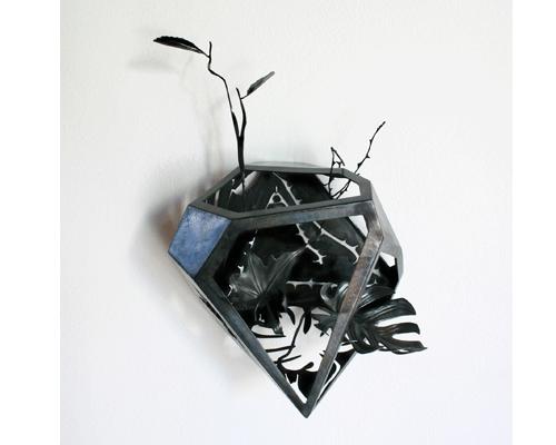 solidos platonicos octaedro truncado irregularmente