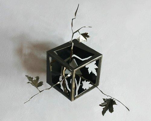 solidos platonicos 7. Cubico 3. Axon